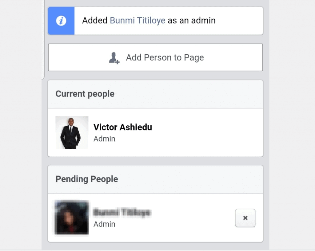 How to Add Administrator to Facebook Page (Personal or ...