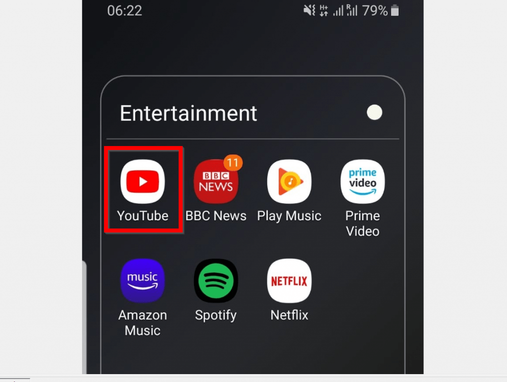 How to Sign Out of YouTube App for Android