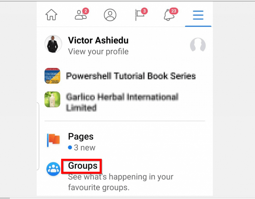 How to Create a Poll on Facebook Group from Android App