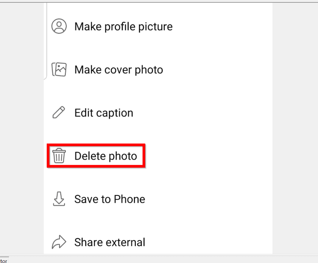 How to Delete Multiple Photos on Facebook from the App