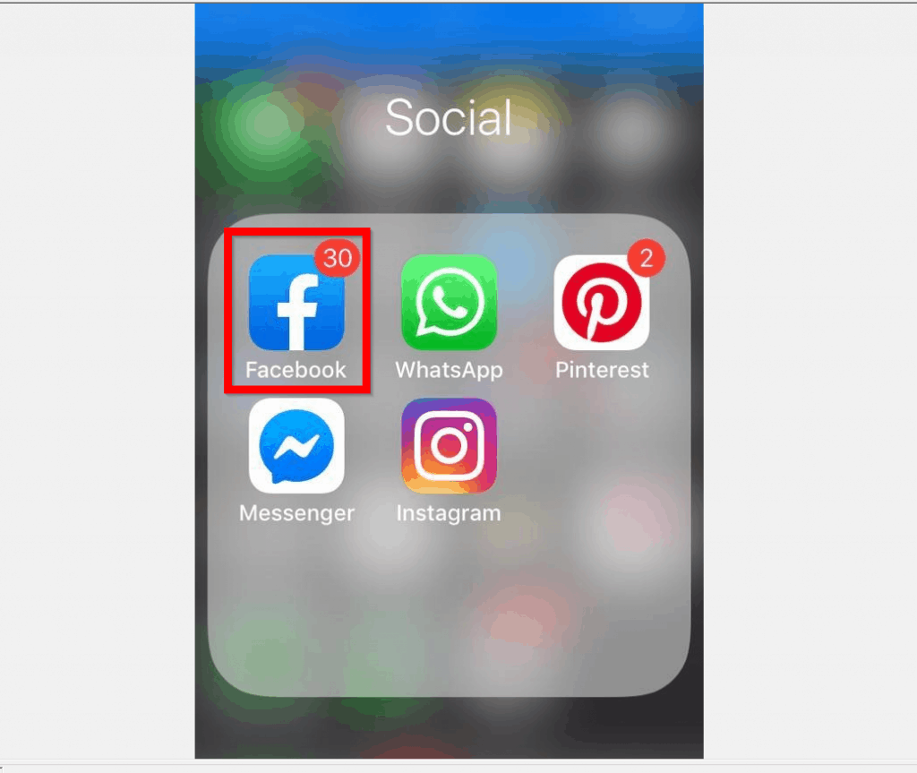 How to Restrict Someone on Facebook from the iPhone App