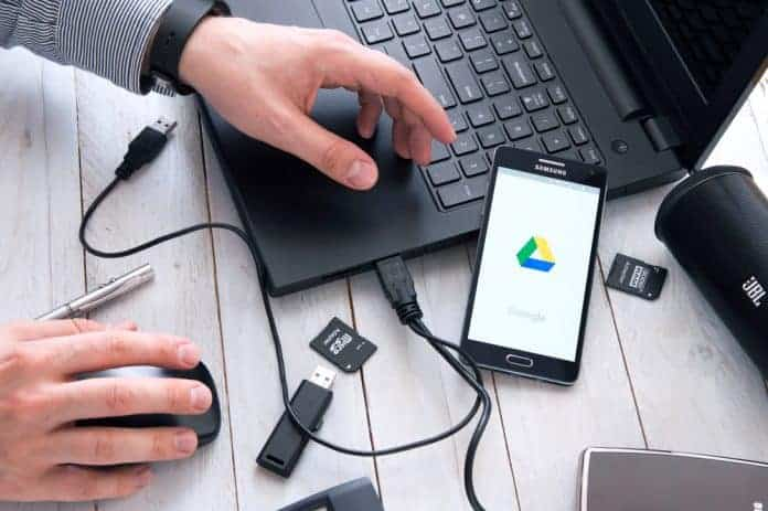 How to Move Files from One Google Drive to Another