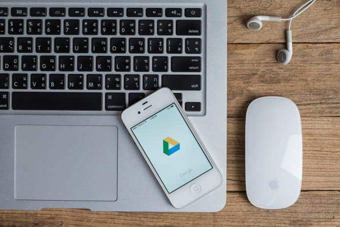 How to Upload Photos to Google Drive