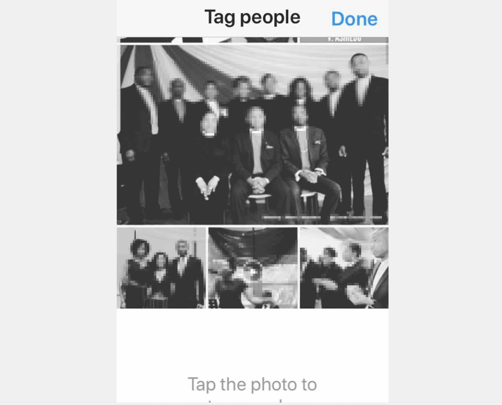 How to Tag Someone on a New Instagram Post on iPhone