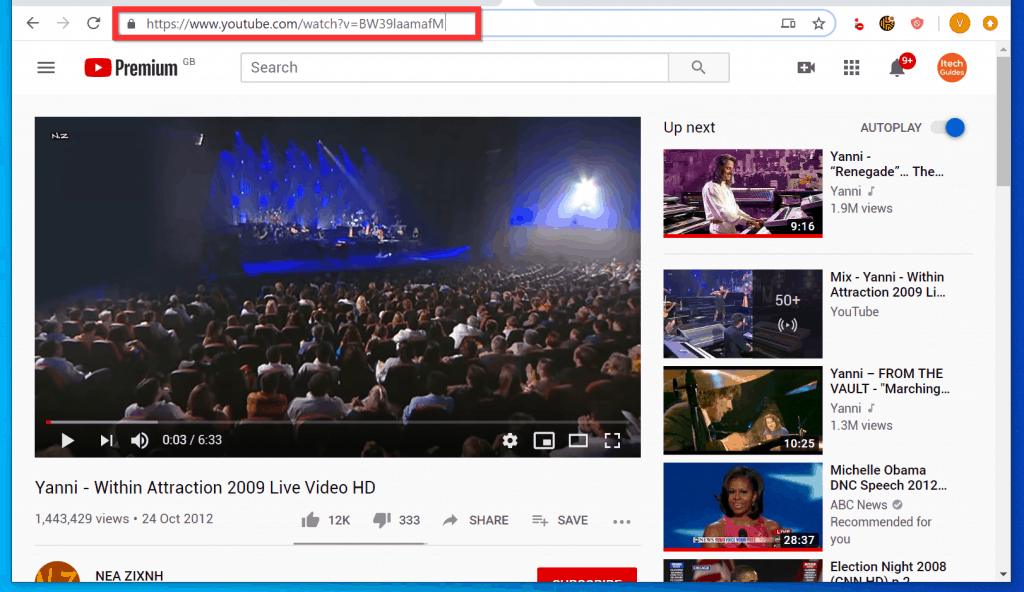 How to Timestamp YouTube Video Manually