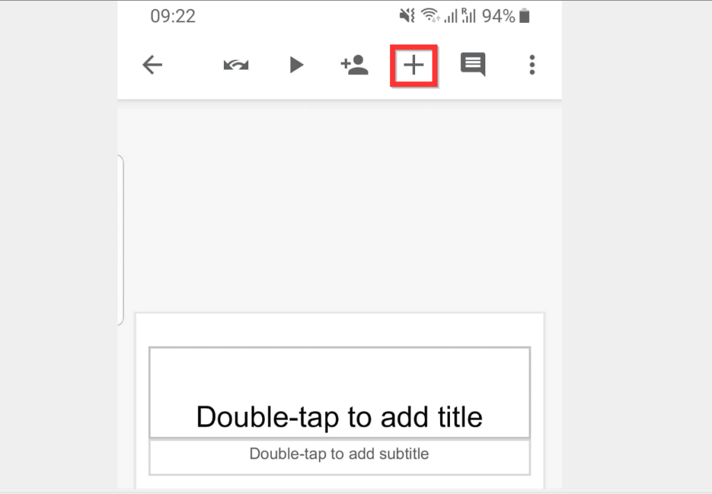 How to Insert GIF Into Google Slides from Android or iPhone