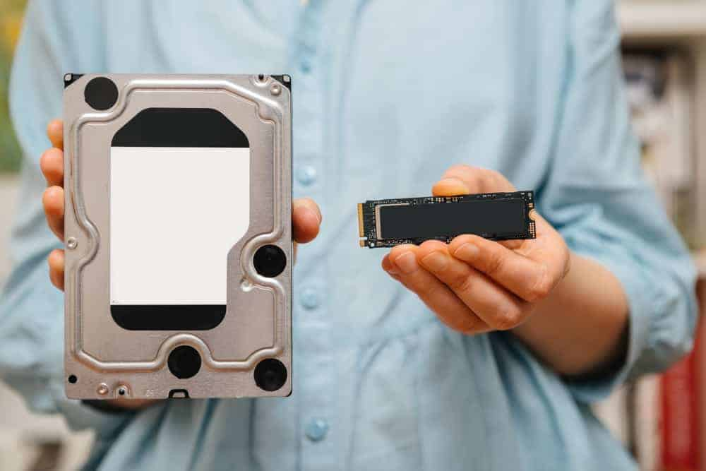 what is a sata hard drive