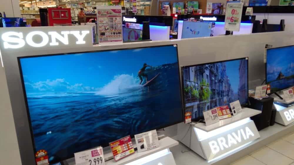 Best Sony LED TV