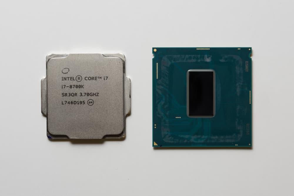 i7 8700k vs i7 9700k
