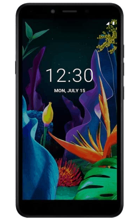 LG K20 Review: Display Features