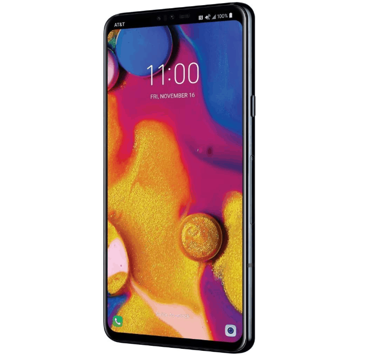 LG V40 review - Display Features