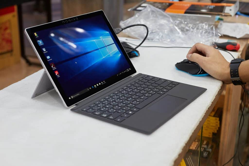 Microsoft Surface Laptop 3 Storage Options & Performance Review